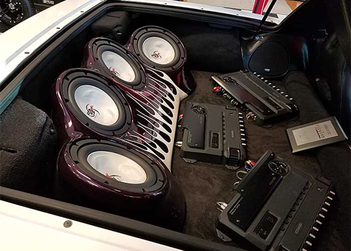Maintenance of a Car Audio System