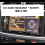 Car Audio installation – ALWAYS HIRE A PRO
