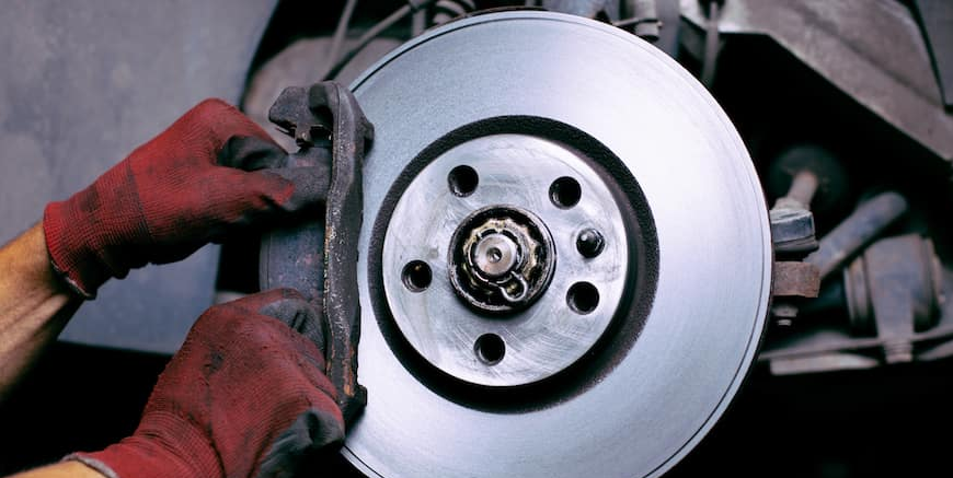 CHOOSING THE RIGHT BRAKE PADS