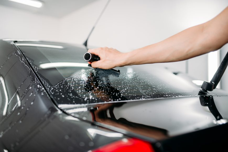 Latest Trends in Car Window Tinting