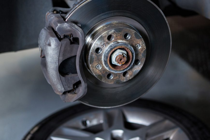 How to Solve Common Braking System Problems?