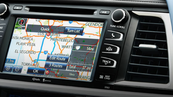 Importance of POI for the Car Navigation System