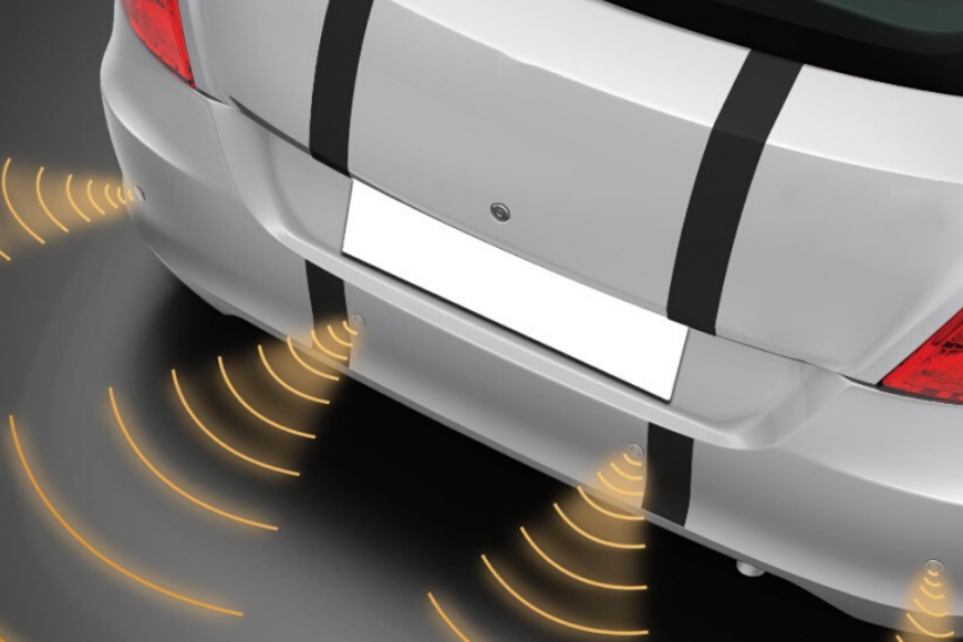 How does the Parking Sensor Works?